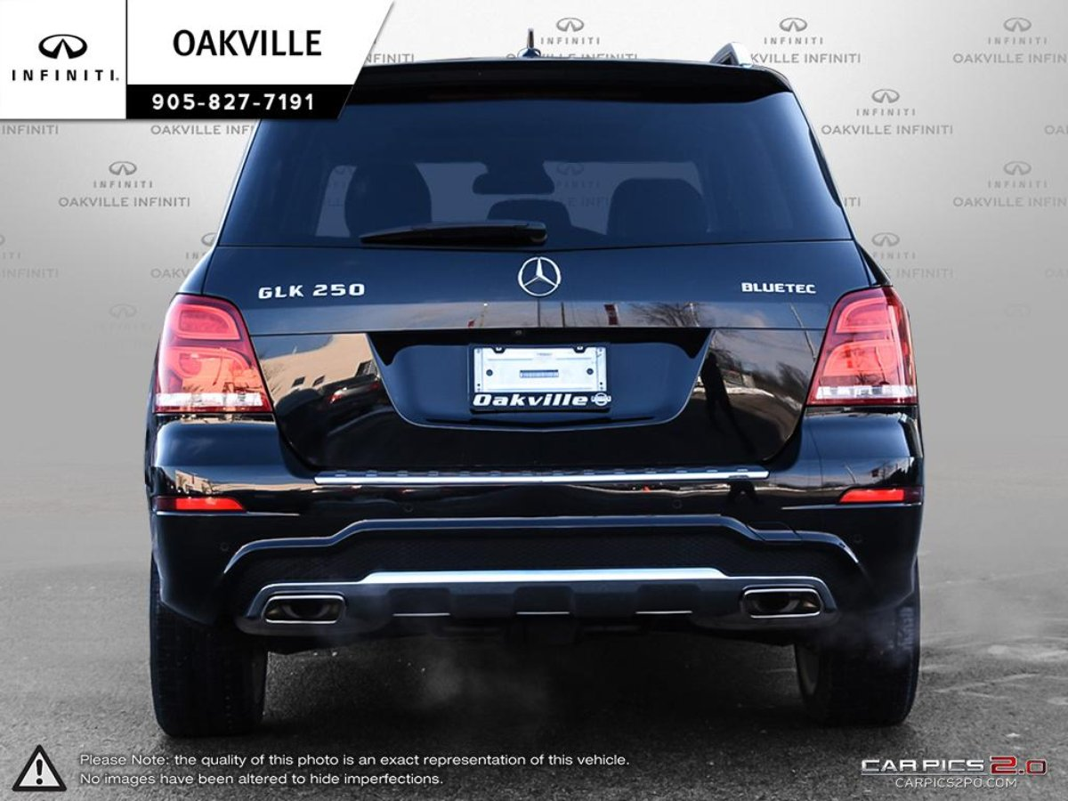 2014 Mercedes-Benz GLK for sale in Oakville, Ontario