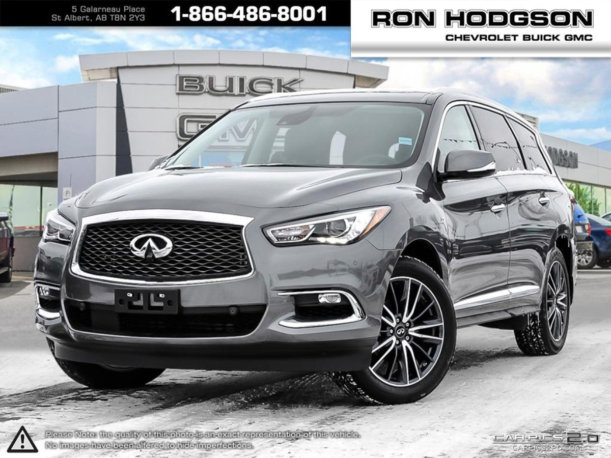2017 Infiniti QX60 for sale in St. Albert, Alberta