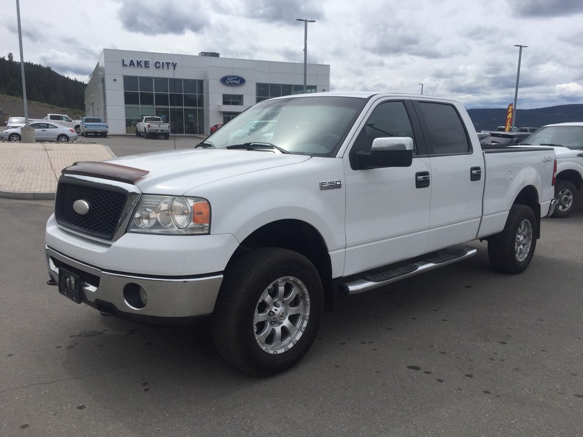 2006 Ford F 150 For Sale In Williams Lake Xlt Wheels
