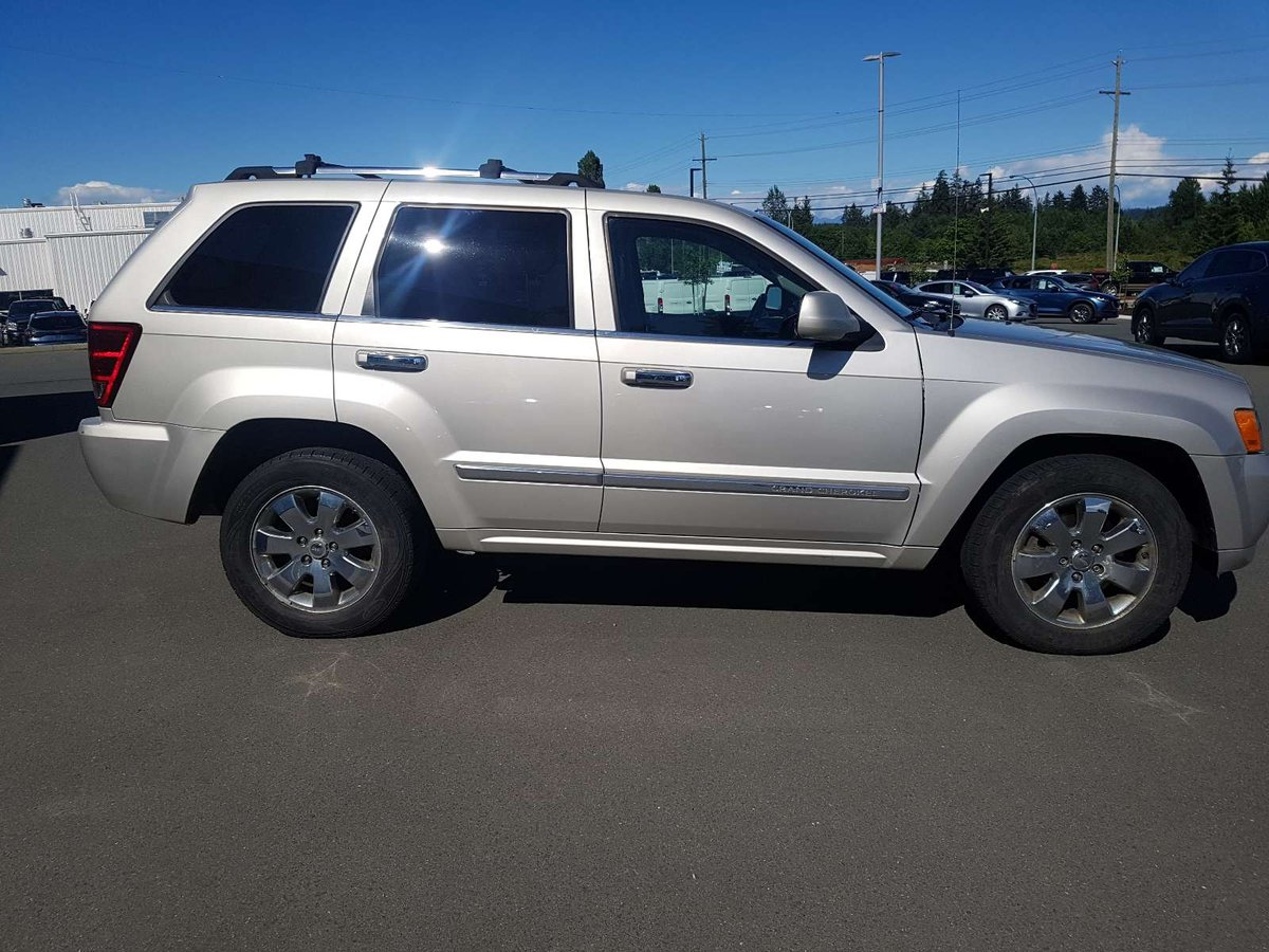 2008 Jeep Grand Cherokee for sale in Campbell River, British Columbia