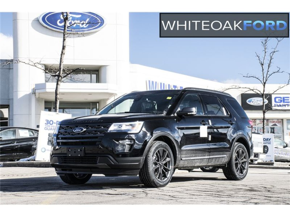 2018 ford explorer for sale in mississauga ontario