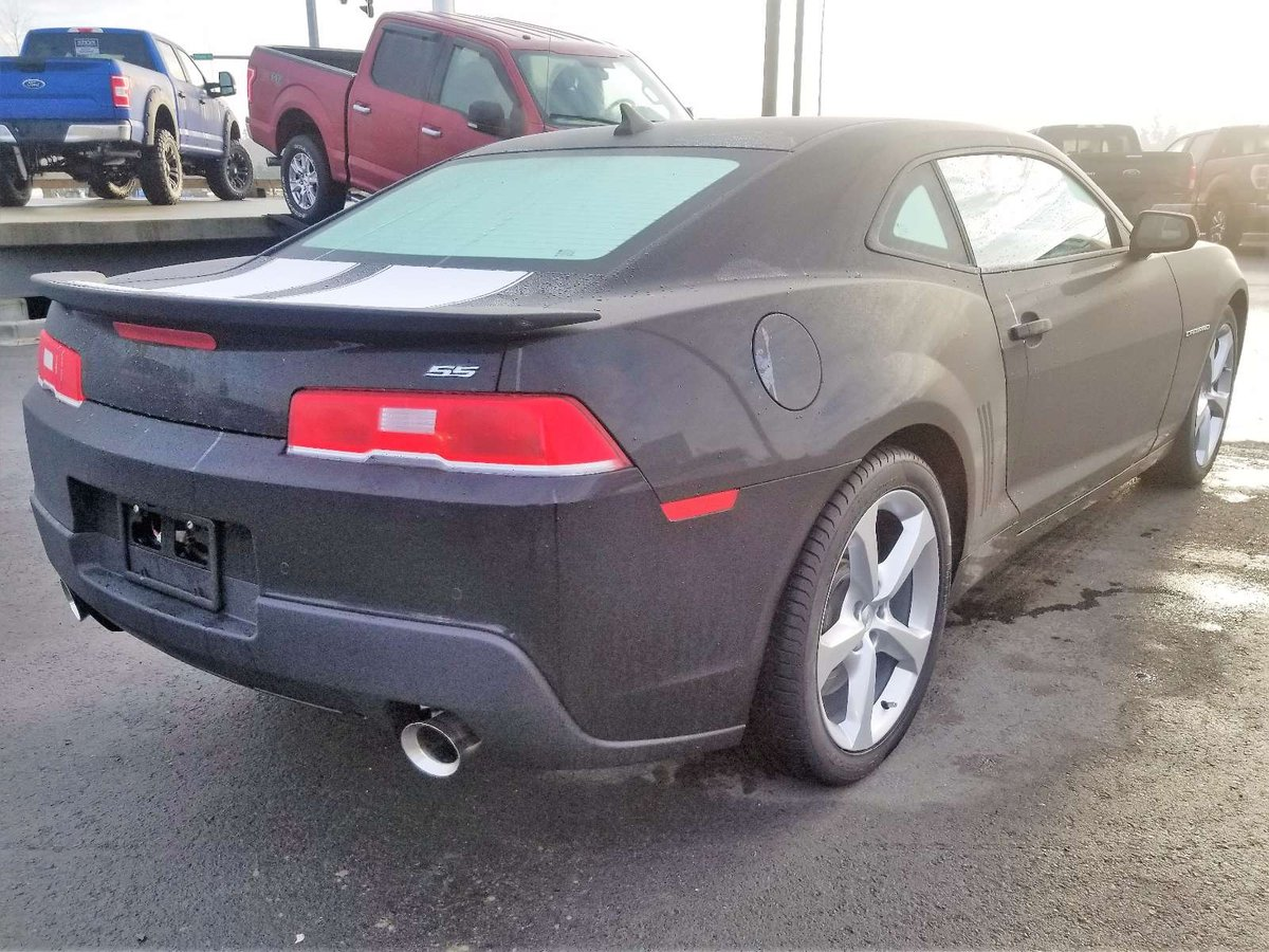 2014 Chevrolet Camaro for sale in Campbell River, British Columbia