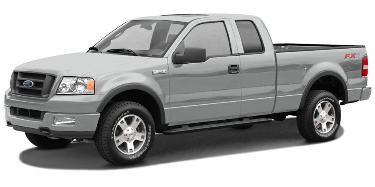 2006 Ford F-150 for sale in Campbell River, British Columbia