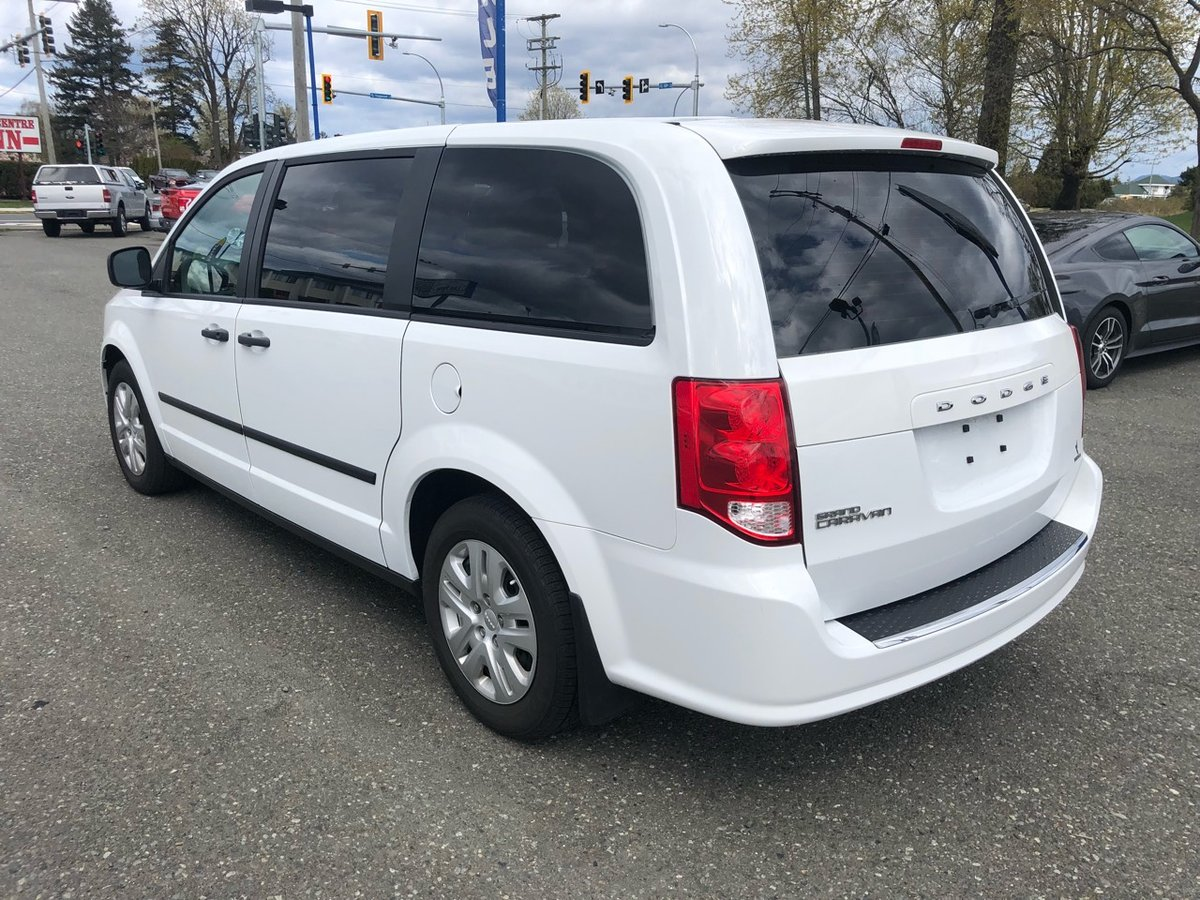 2016 Dodge Grand Caravan for sale in Campbell River, British Columbia