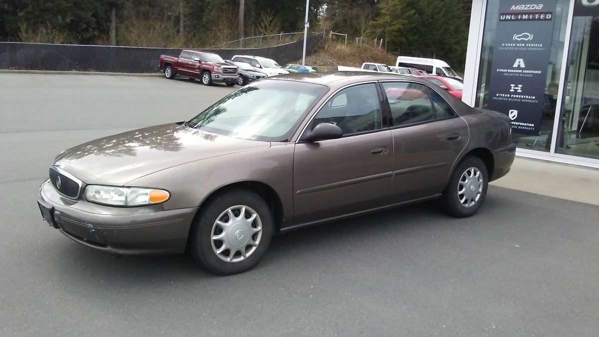 2004 Buick Century for sale in Campbell River, British Columbia