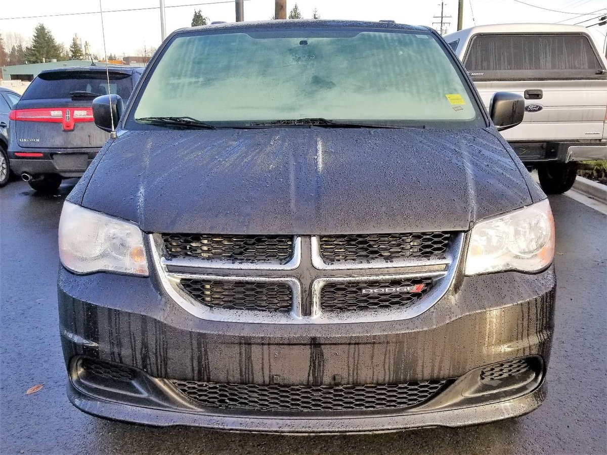 2012 Dodge Grand Caravan for sale in Campbell River, British Columbia