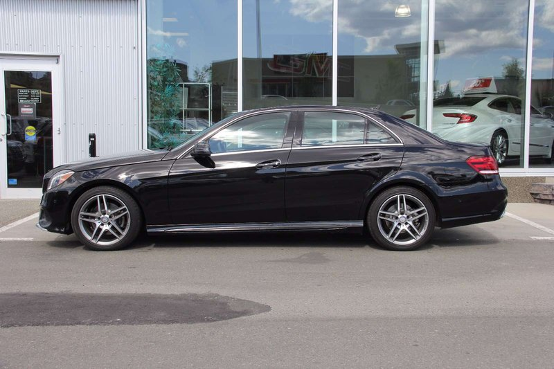 2016 Mercedes-Benz E-Class for sale in Kamloops, British Columbia