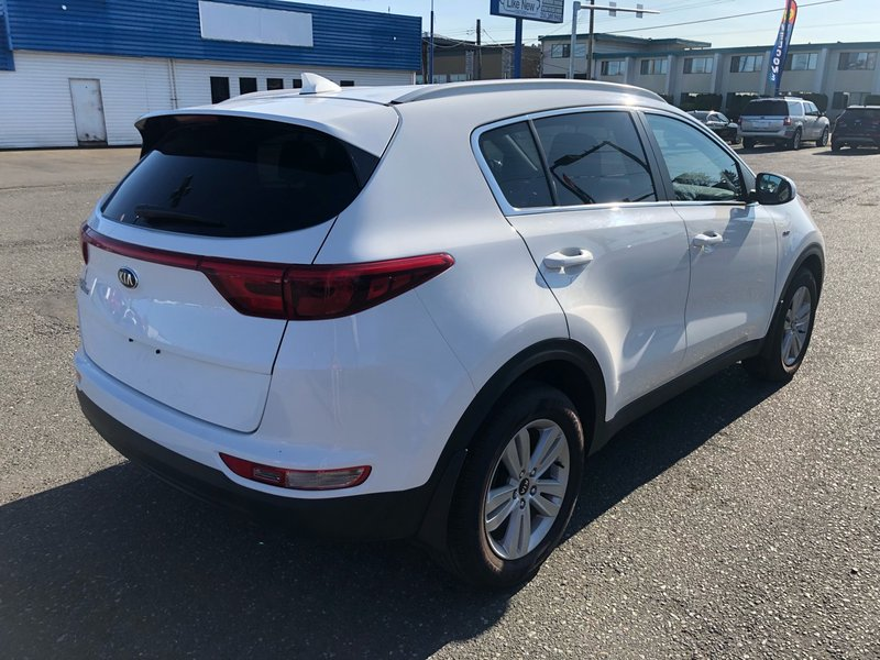2017 Kia Sportage for sale in Campbell River, British Columbia
