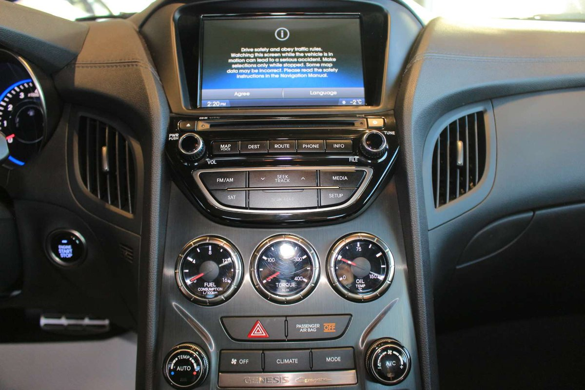 2015 Hyundai Genesis Coupe for sale in Spruce Grove, Alberta