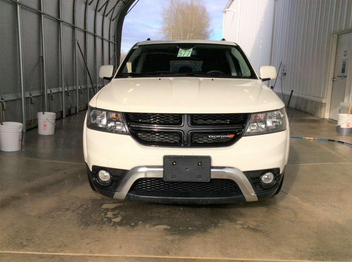 2017 Dodge Journey for sale in Campbell River, British Columbia