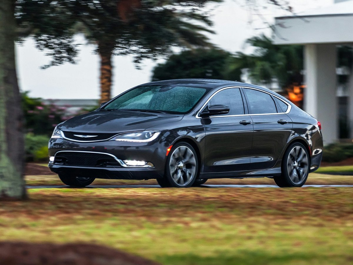 2016 Chrysler 200 for sale in Toronto, Ontario