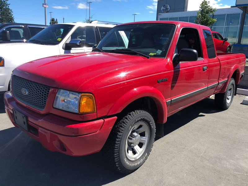 2001 Ford Ranger for sale in Campbell River, British Columbia