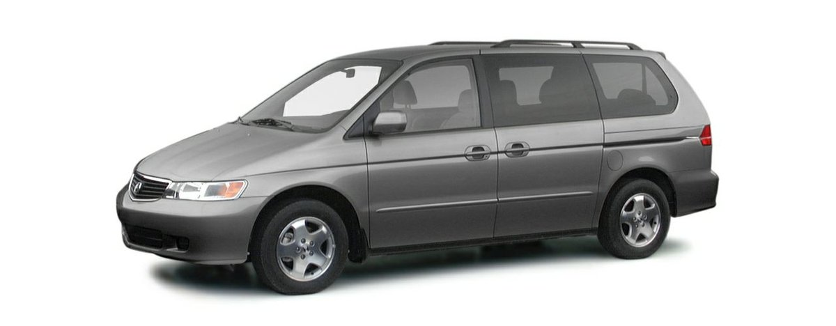 2000 Honda Odyssey for sale in Campbell River, British Columbia