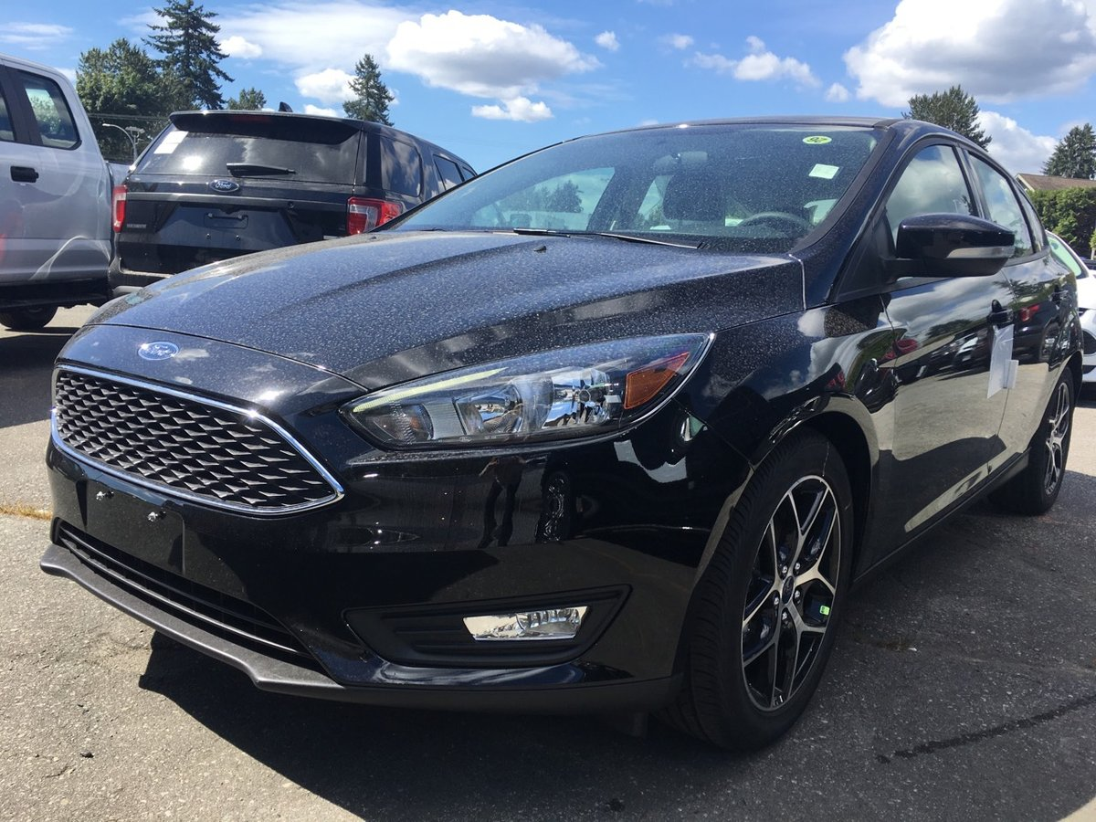 2017 Ford Focus for sale in Port Coquitlam, British Columbia