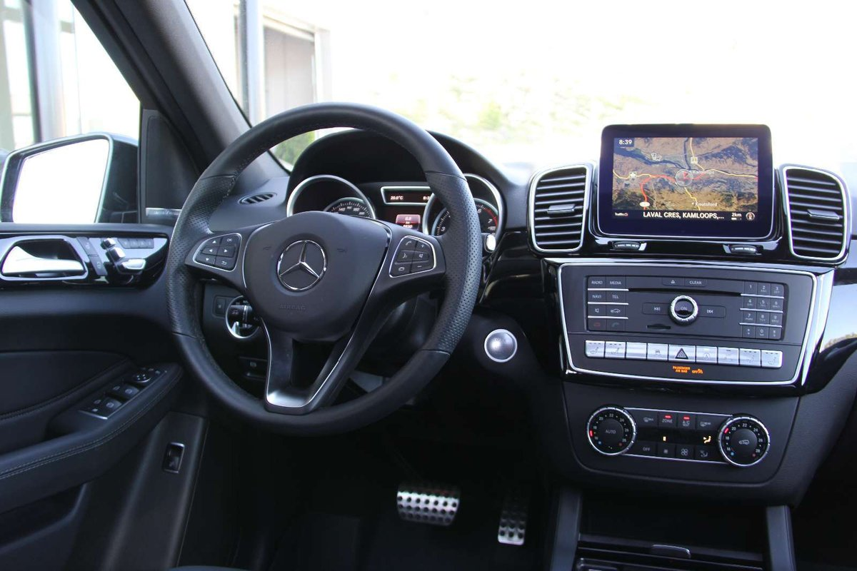 2017 Mercedes-Benz GLE for sale in Kamloops, British Columbia