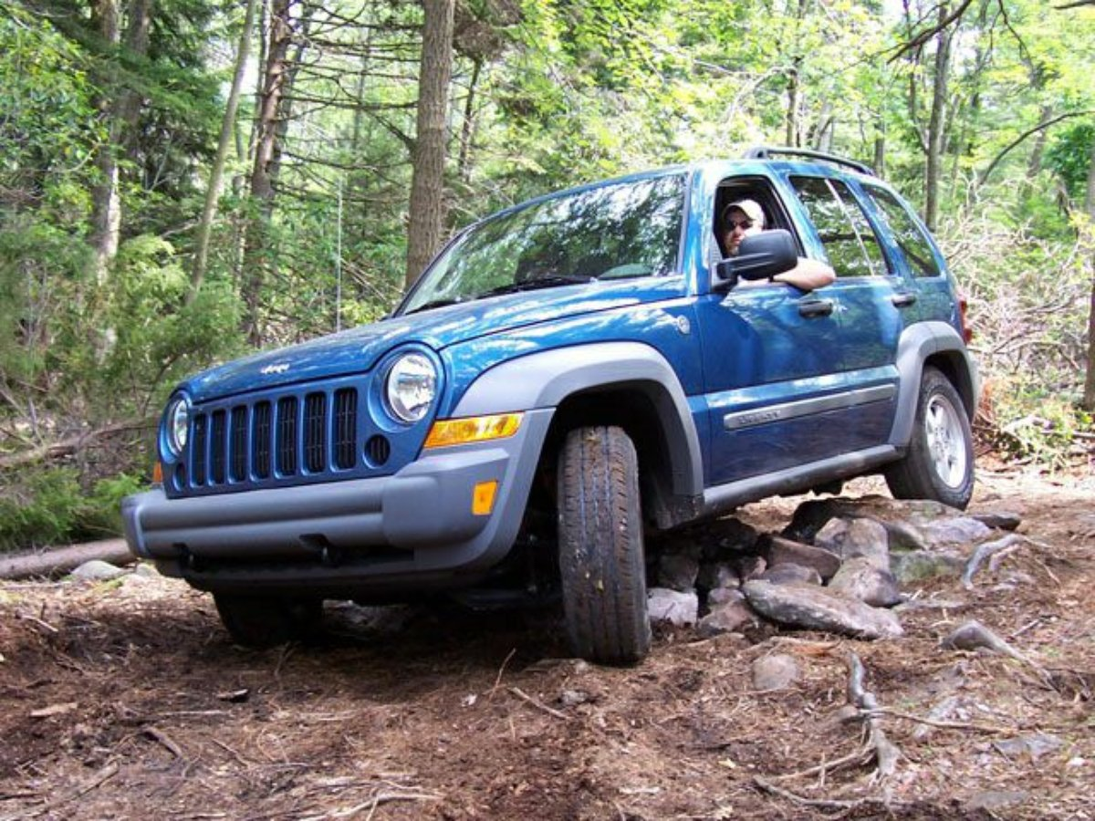2007 Jeep Liberty for sale in Campbell River, British Columbia