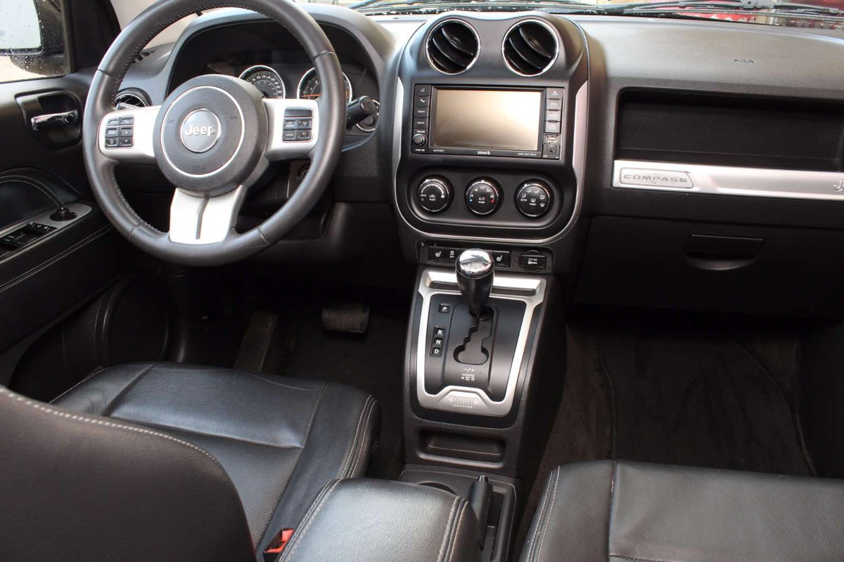 2014 Jeep Compass for sale in Edmonton, Alberta