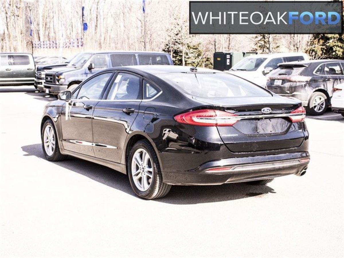 2018 Ford Fusion for sale in Mississauga, Ontario