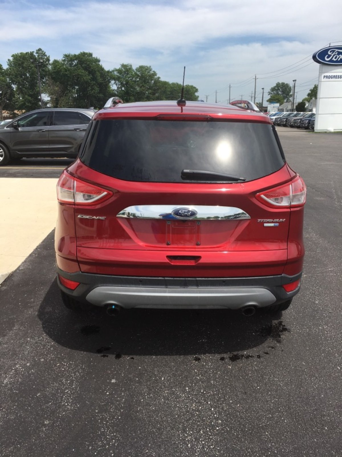 2016 Ford Escape for sale in Wallaceburg, Ontario