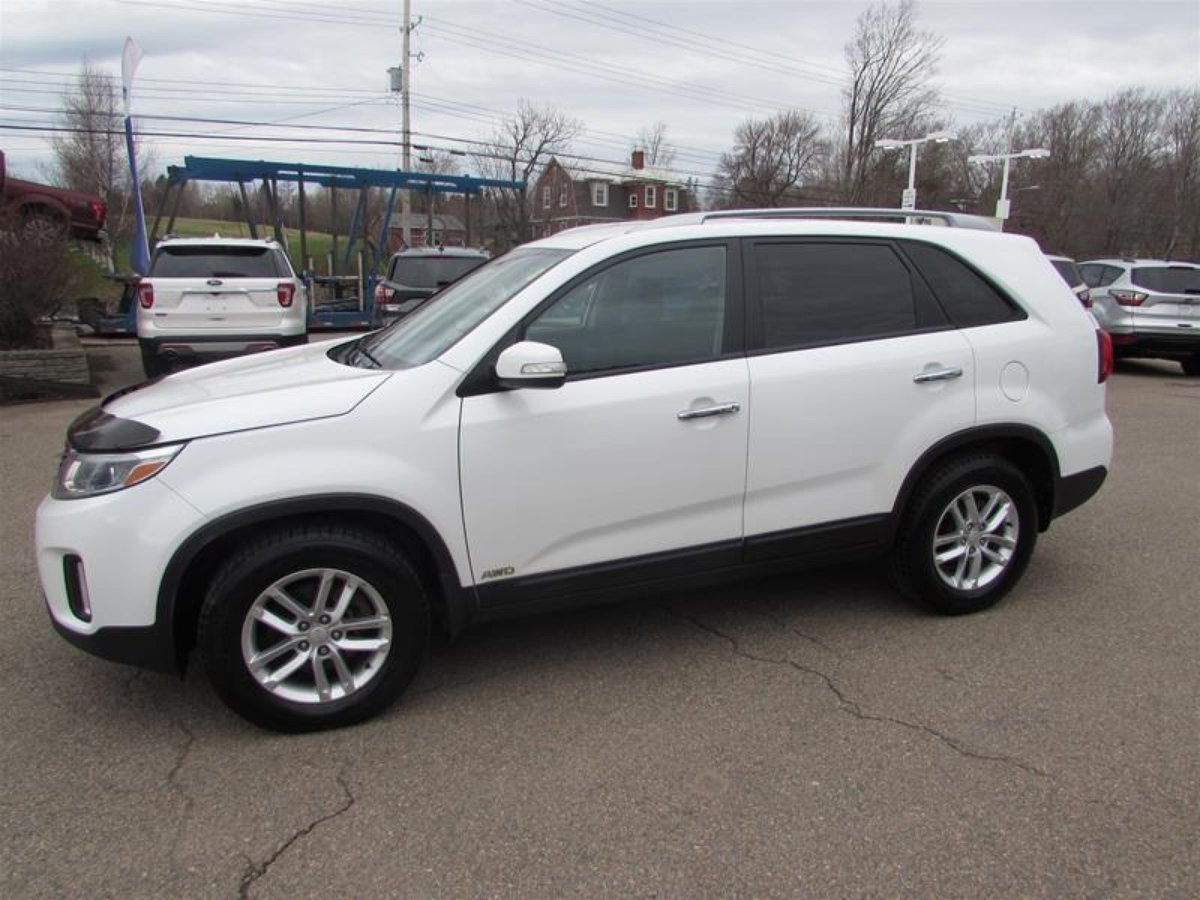 2015 kia sorento for sale in tatamagouche. Black Bedroom Furniture Sets. Home Design Ideas