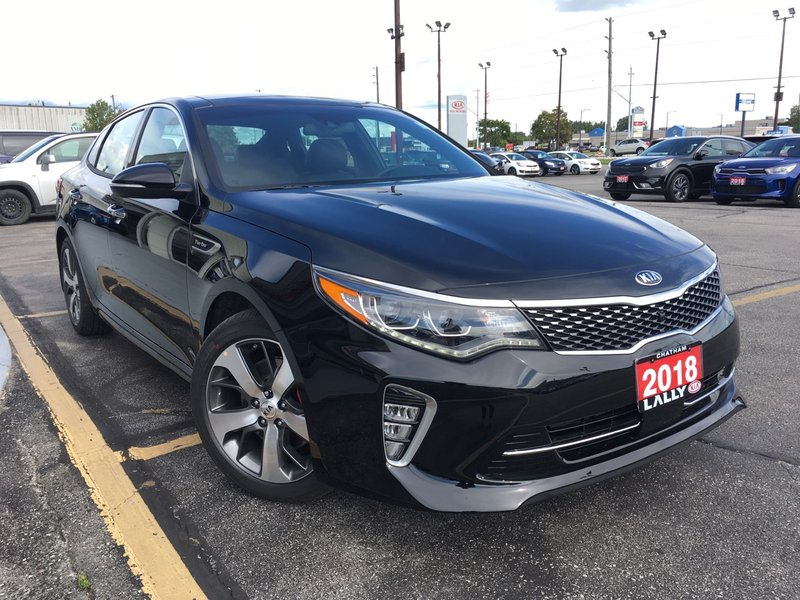 2018 Kia Optima for sale in Chatham, Ontario