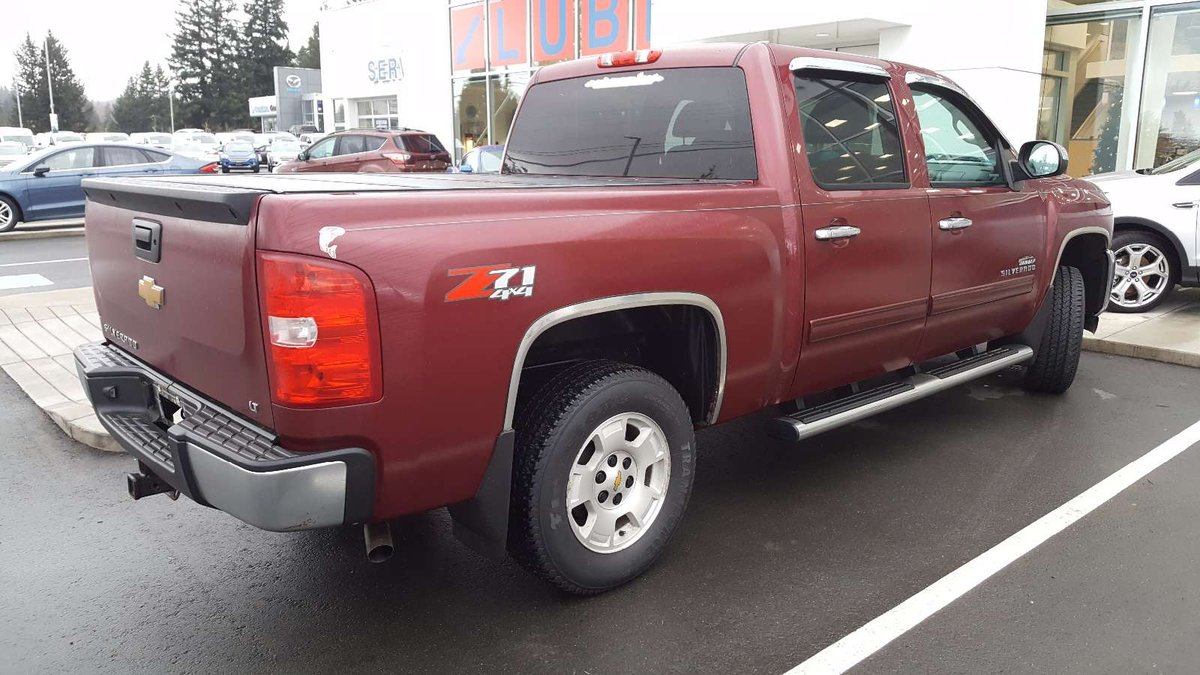 2013 Chevrolet Silverado 1500 for sale in Campbell River, British Columbia