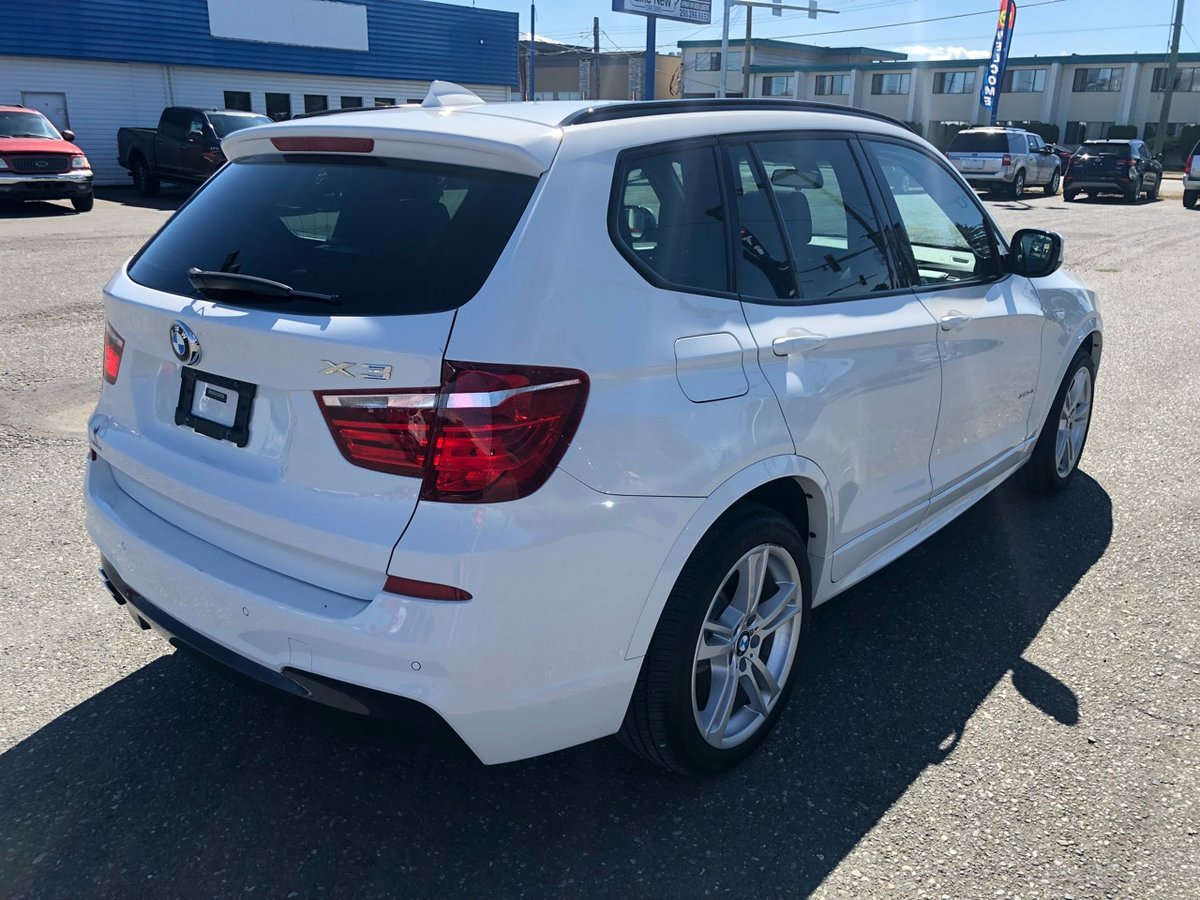 2014 BMW X3 for sale in Campbell River, British Columbia