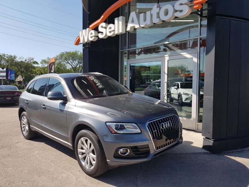 2014 Audi Q5 for sale in Winnipeg, Manitoba