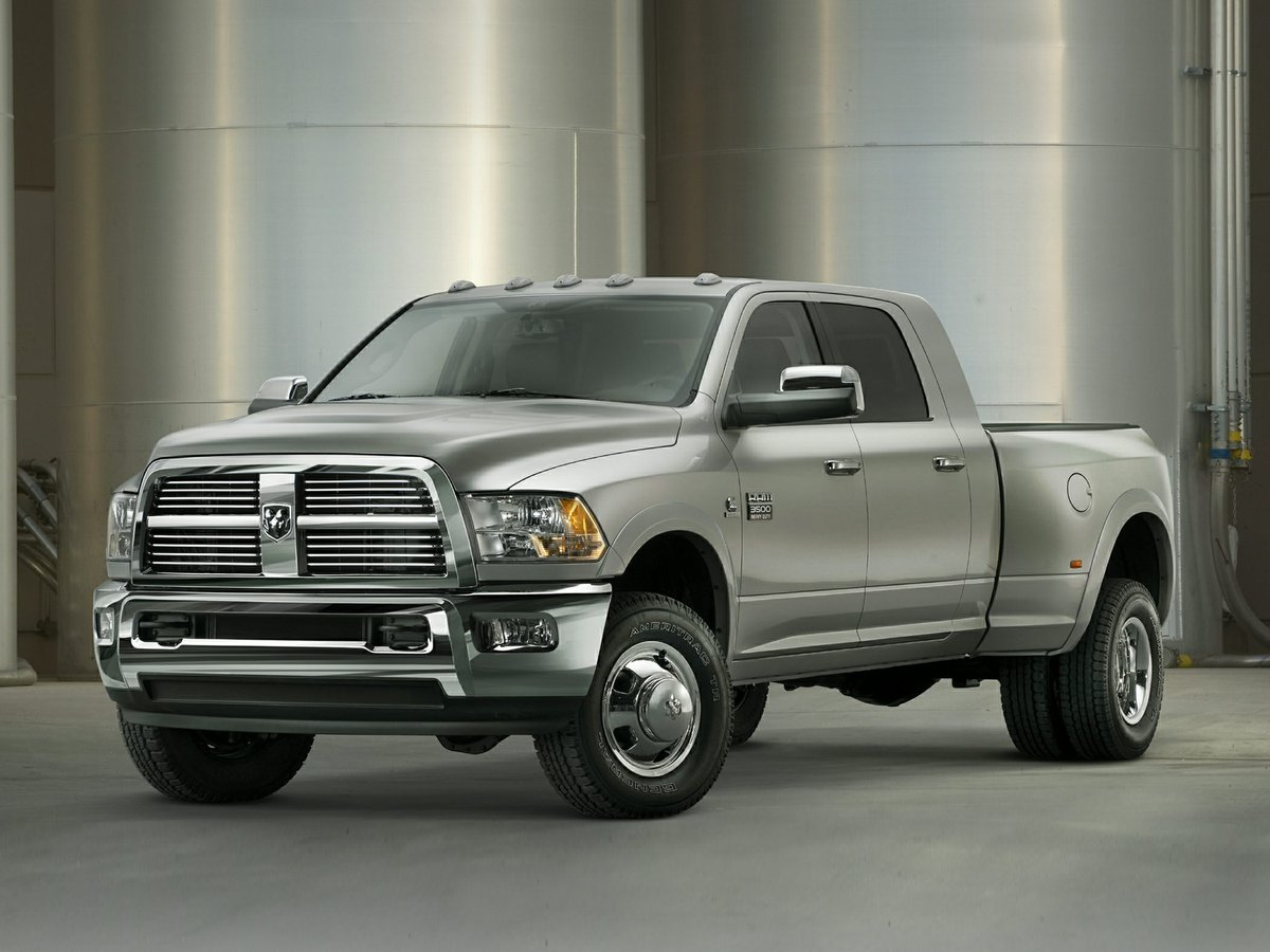 2012 Ram 3500 for sale in Campbell River, British Columbia