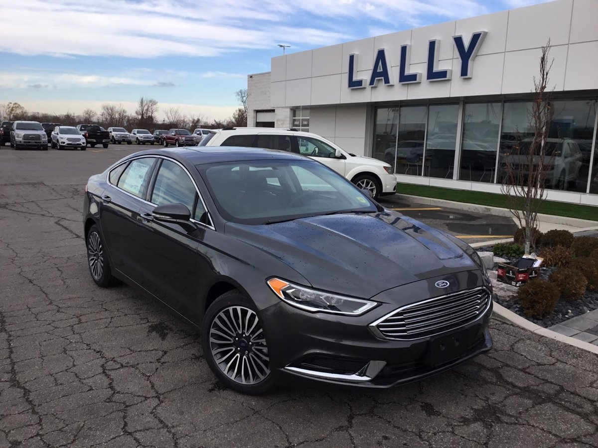 2018 Ford Fusion for sale in Tilbury, Ontario
