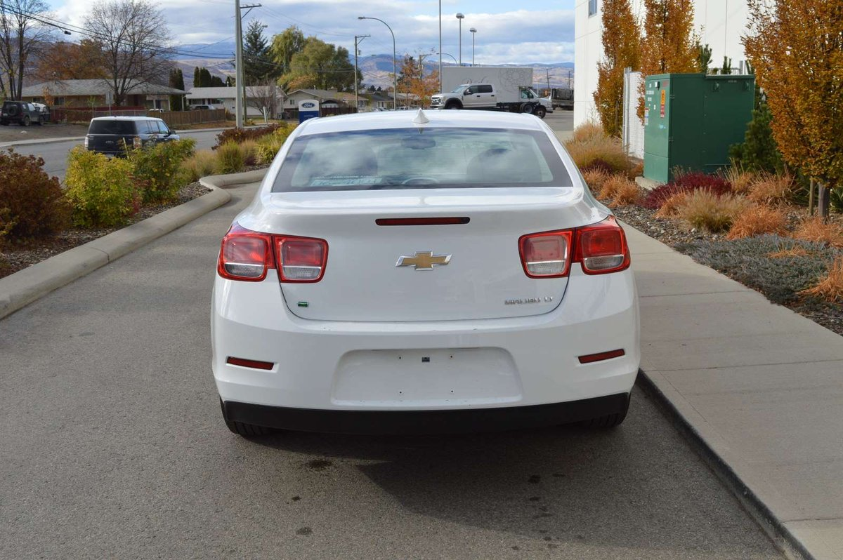 2016 Chevrolet MALIBU LIMITED for sale in Kamloops, British Columbia