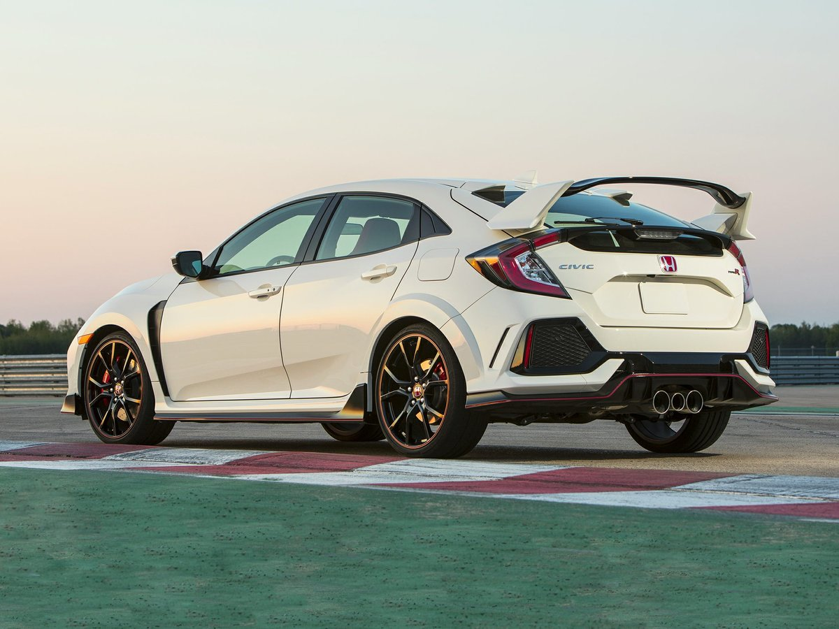 2018 Honda Civic Type R for sale in Edmonton, Alberta
