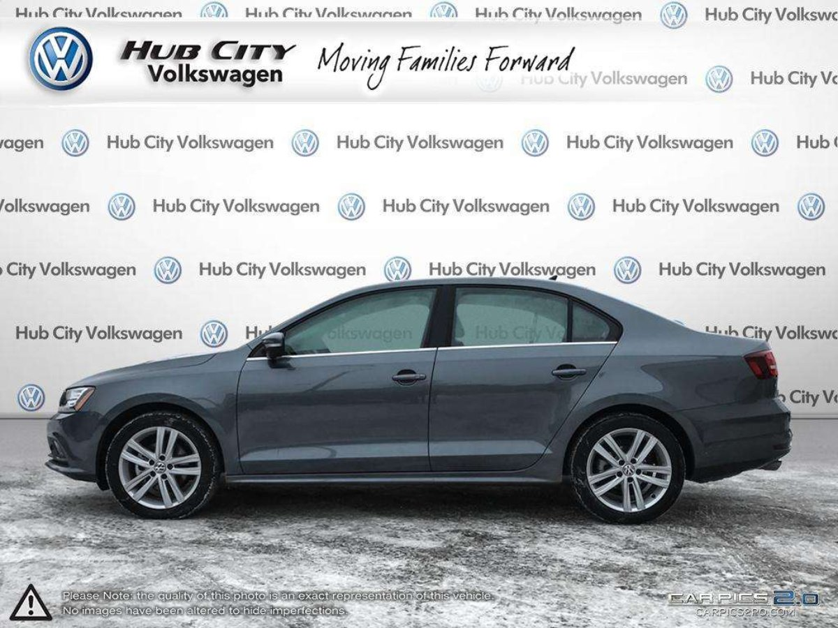 2017 Volkswagen Jetta Sedan for sale in Prince George, British Columbia