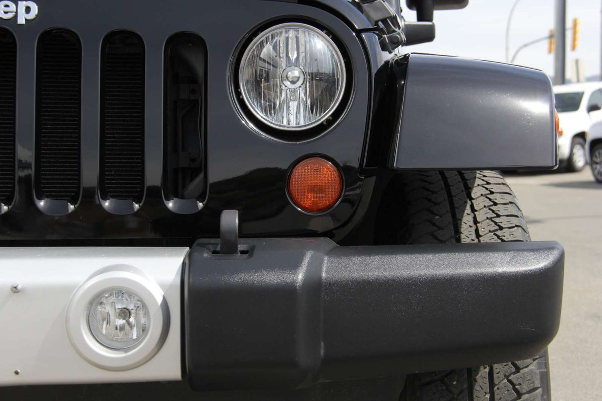 2012 Jeep Wrangler for sale in Kamloops, British Columbia