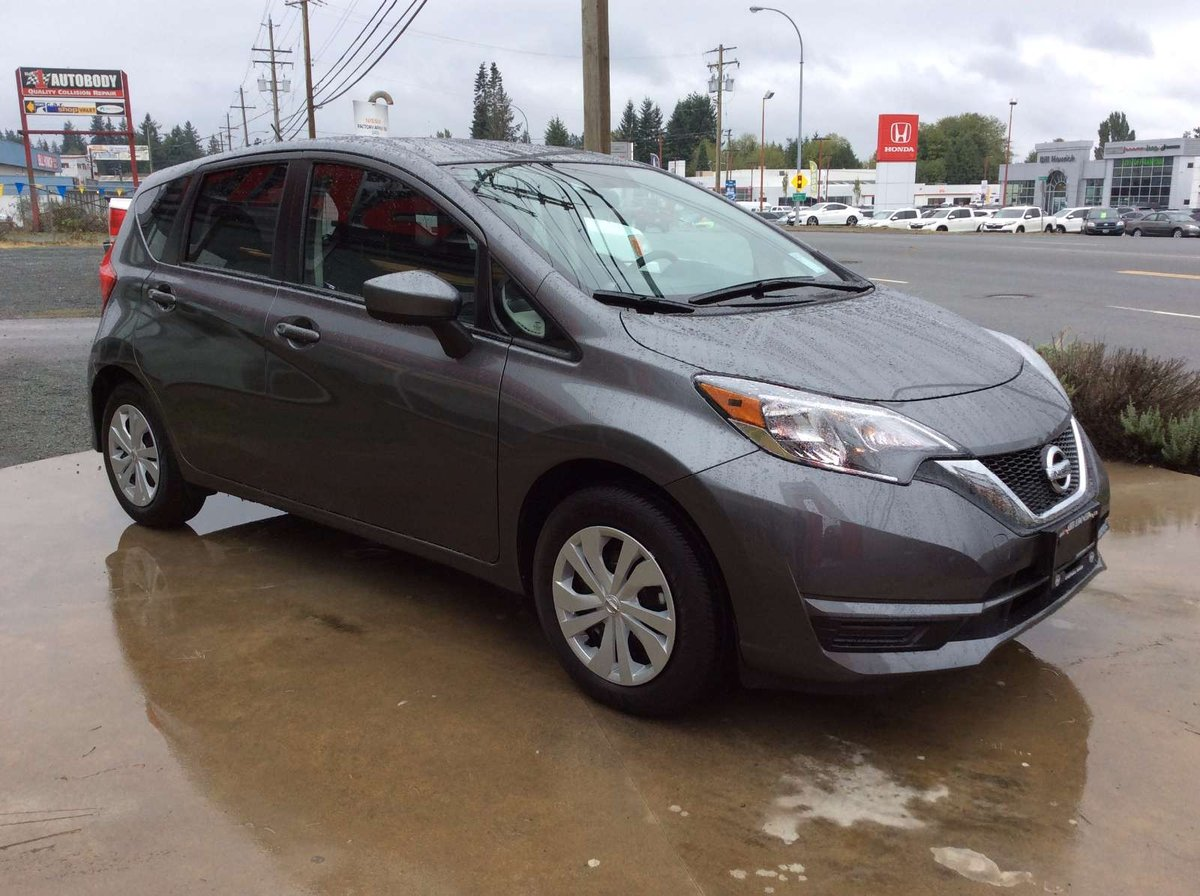 2017 Nissan Versa Note for sale in Campbell River, British Columbia