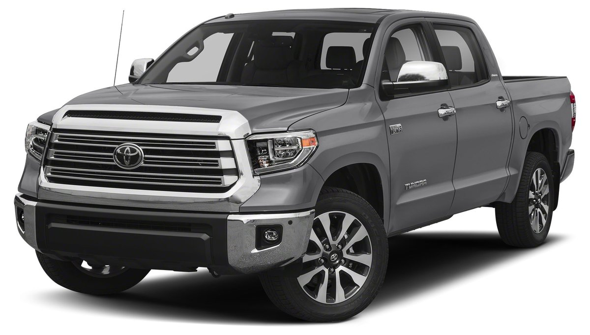 2018 Toyota Tundra For Sale In Vancouver