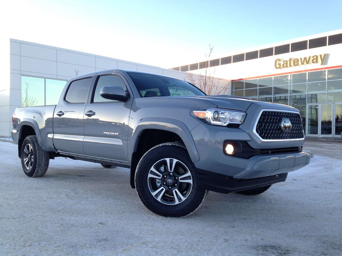 ba blazing corner sport toyota dbl view on image left front details tacoma metallic trucks automobiles brampton new photo for blue sale trd cab package