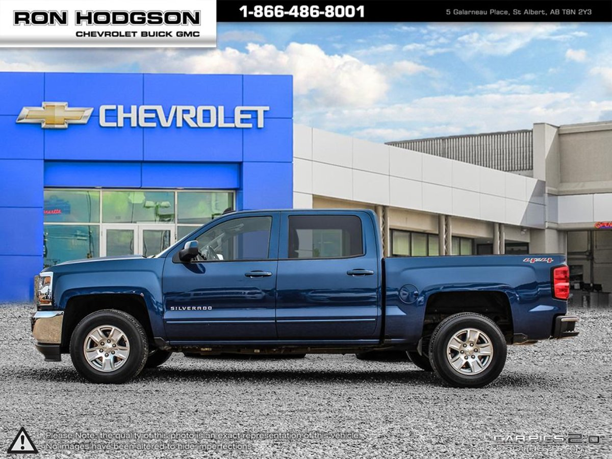 2016 Chevrolet Silverado 1500 for sale in St. Albert, Alberta