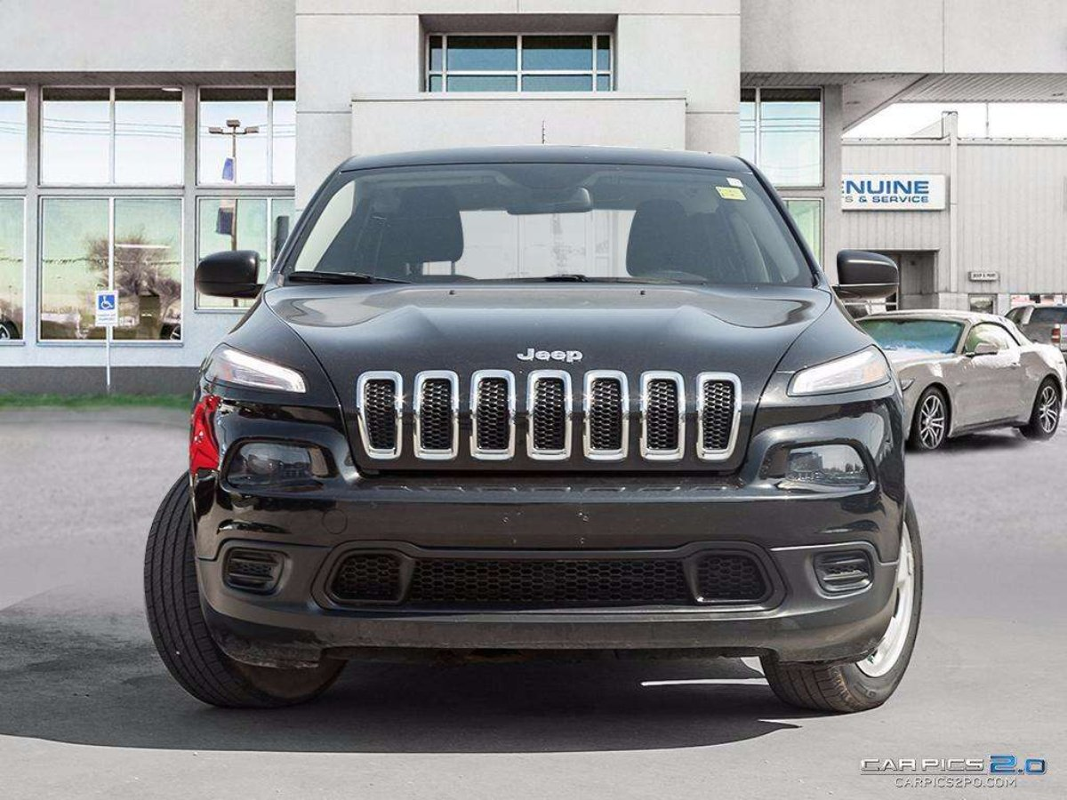 2014 Jeep Cherokee for sale in Winnipeg, Manitoba