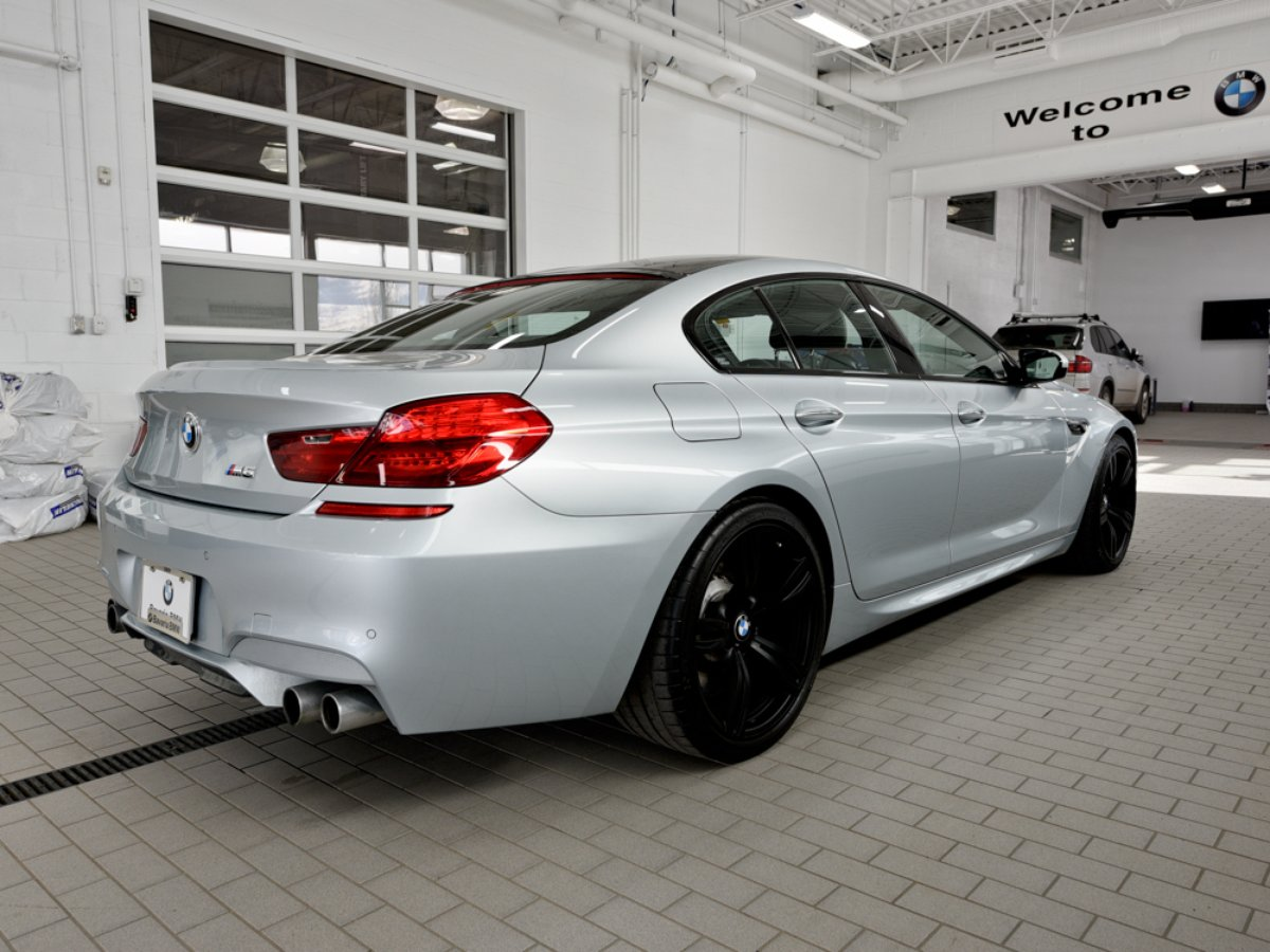2016 bmw m6 gran coupe for sale in edmonton alberta. Black Bedroom Furniture Sets. Home Design Ideas
