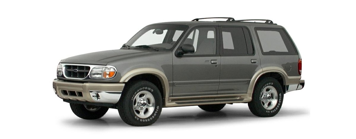 2000 Ford Explorer for sale in Campbell River, British Columbia