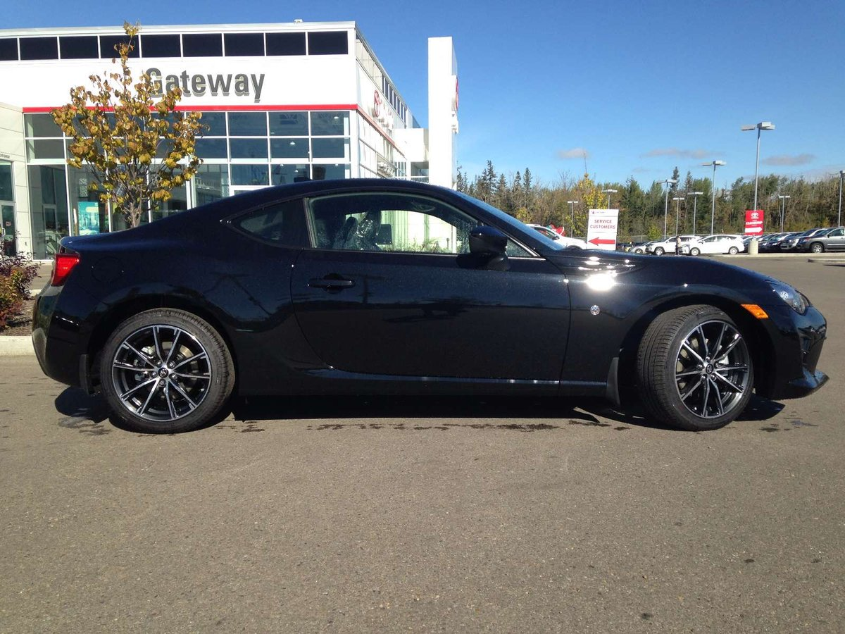 2017 Toyota 86 for sale in Edmonton, Alberta