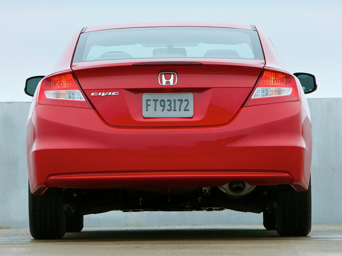 2012 Honda Civic Cpe for sale in Edmonton, Alberta