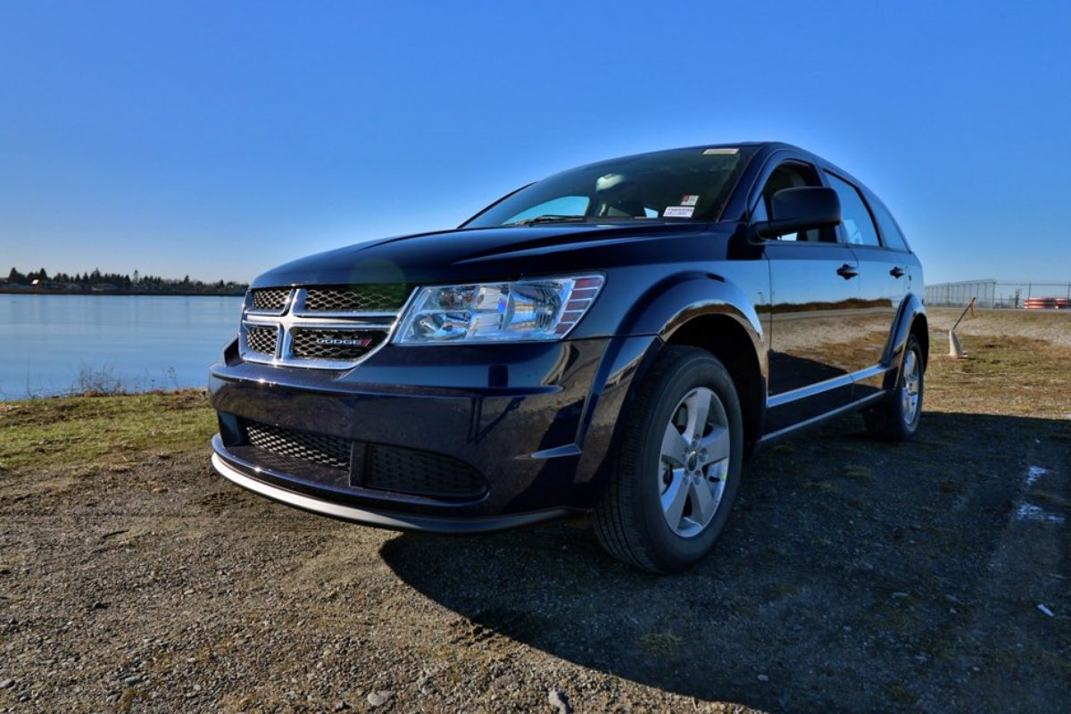2017 Dodge Journey for sale in Richmond, British Columbia