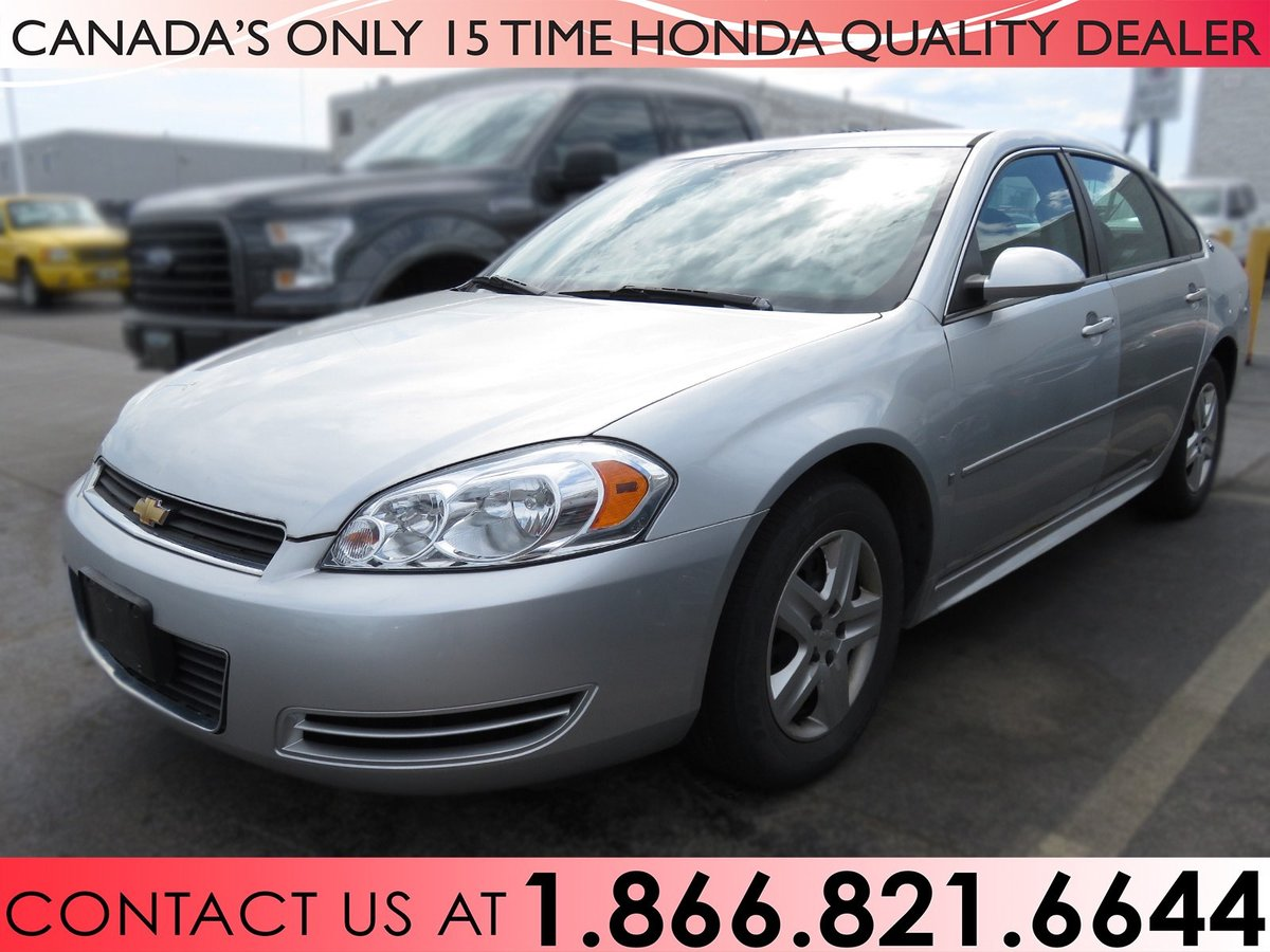 2009 Chevrolet Impala for sale in Hamilton, Ontario