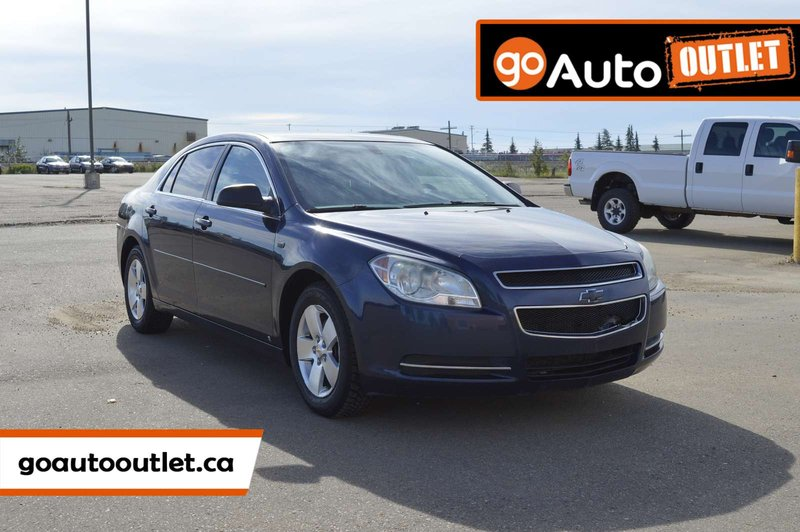 Blue 2008 Chevrolet Malibu LS for sale in Leduc, Alberta