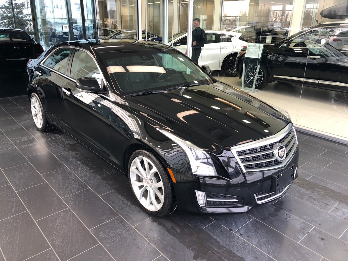 for john sale new saint brunswick used in inventory en ats cadillac