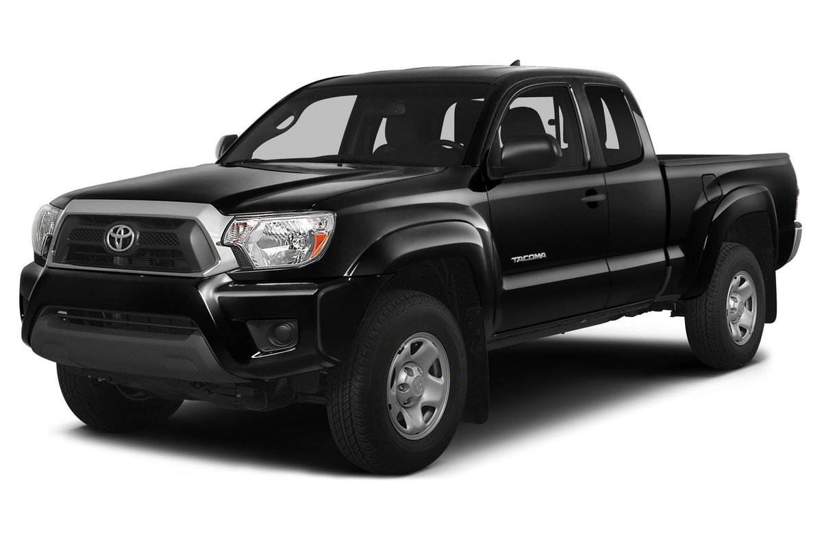 2014 Toyota Tacoma for sale in Richmond, British Columbia
