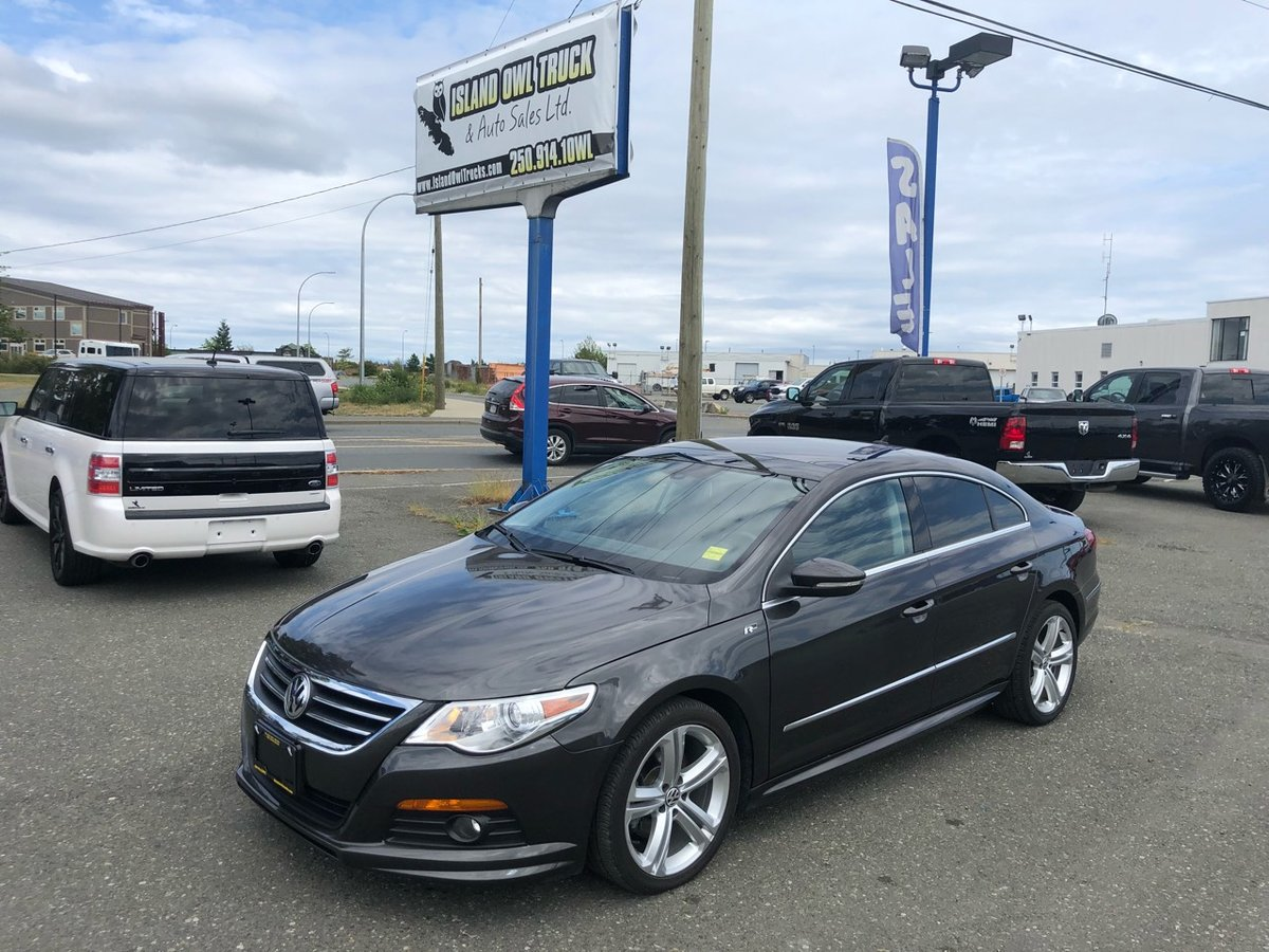 2011 Volkswagen Passat CC for sale in Campbell River, British Columbia