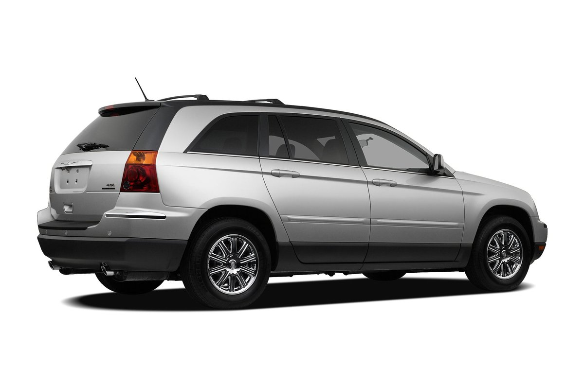 2007 chrysler pacifica for sale in peace river. Black Bedroom Furniture Sets. Home Design Ideas
